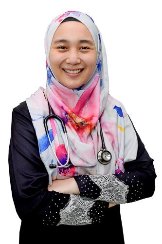 Dr. Nur Hazwani Husini