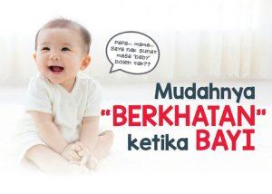 Pakej Berkhatan Bayi Lelaki dan Perempuan
